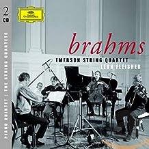 Brahms Paino Quintet String Quartets