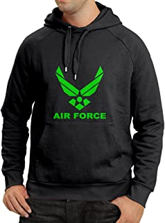 lepni.me Sudadera con Capucha United States Air Force (USAF