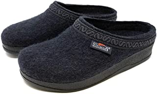 Stegmann Womens L108P Wool Felt Polyflex Grey Size: 10 US