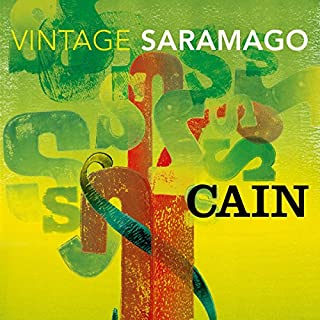 Cain cover art
