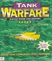 Tank Warfare: Bulge (Battleground: Ardennes), Tank Commander and Steel Panthers (輸入版)
