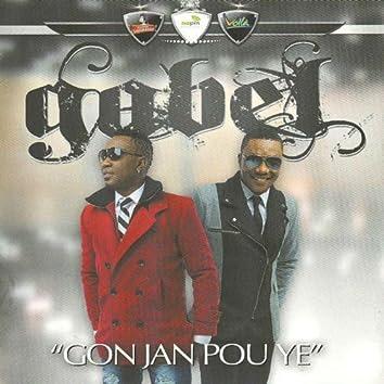 Gon jan pou ye (feat. Roberto Martino, Katalog, Richie, Naila Khol)