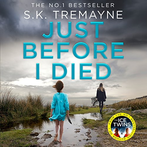 Just Before I Died audiobook cover art