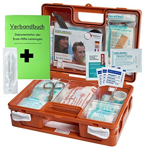 *Erste-Hilfe-Koffer Quick Inhalt nach DIN 13157*