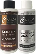 Carilda Keratin Treatment Chocolate Strong 4oz