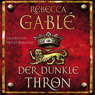 Der dunkle Thron (Waringham-Saga 4) audiobook cover art