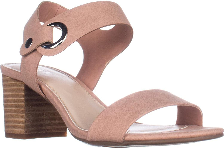 Bar III Womens Birdie Faux Leather Slingback Dress Sandals