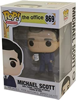 Funko Pop! TV: La Oficina - Michael Scott