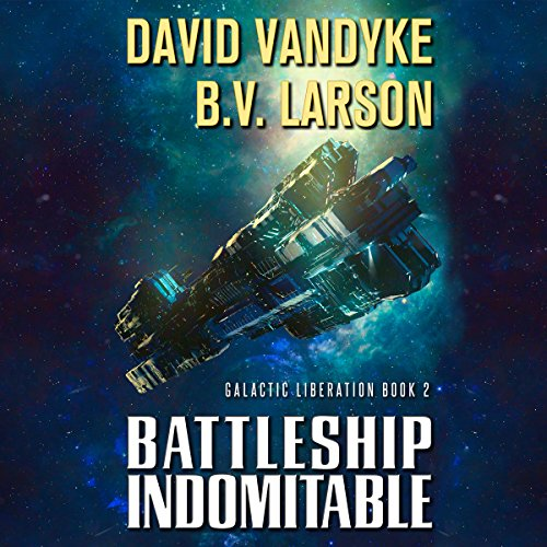 Battleship Indomitable cover art