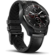 TicWatch Pro Bluetooth Smart Watch, Layered Display, NFC Payment, Google Assistant, Wear OS by...