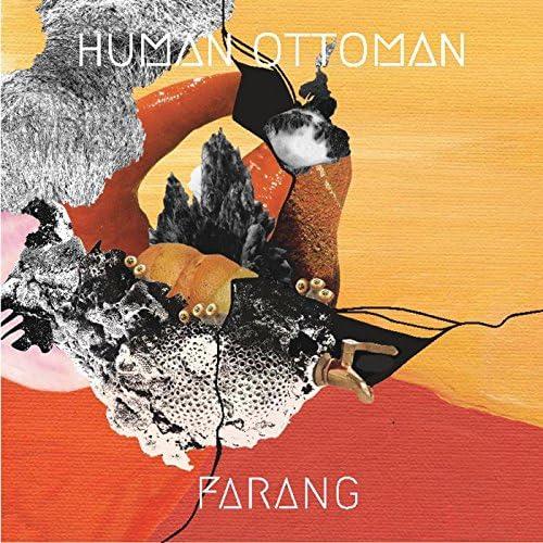 Human Ottoman