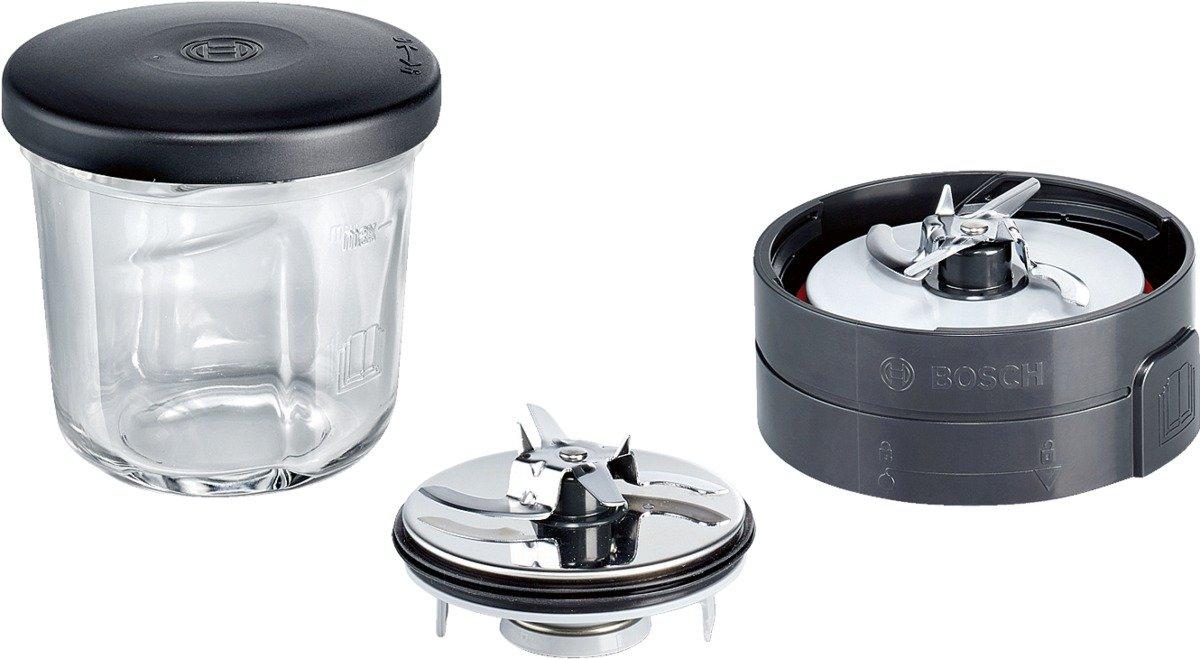 Bosch MUZ45XCG1 - Piezas de repuesto para robots de cocina, color negro: Amazon.es: Hogar