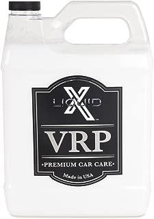 Liquid X V.R.P. - Premium Dressing for Vinyl, Rubber & Plastic - Non Greasy (1 Gallon)