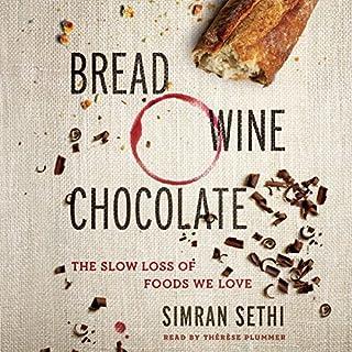 Bread, Wine, Chocolate cover art