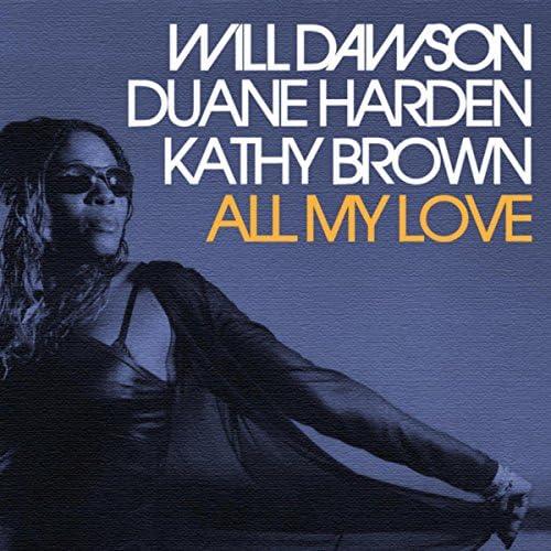 Will Dawson, Duane Harden & Kathy Brown