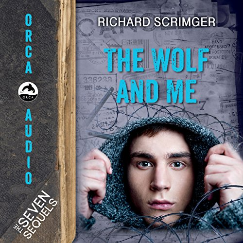 The Wolf and Me audiobook cover art