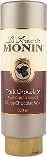 Monin Dark Chocolate Sauce - 500ml