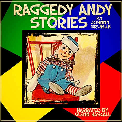 Raggedy Andy Stories cover art