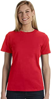 Bella Canvas Ladies' Relaxed Short-Sleeve T-Shirt