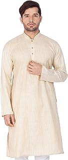 Conjunto de Pijama de algodón para Hombre, Estilo Tradicional Indio, para Festival de Puja
