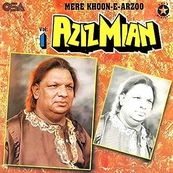 Mere Khoon-e-Arzoo, Vol. 1