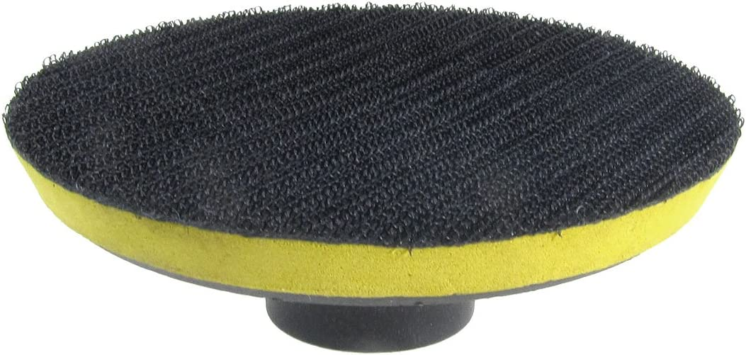 Ranking TOP12 Aexit Yellow Foam Abrasive Wheels Plastic Buffer Our shop most popular Black Discs P