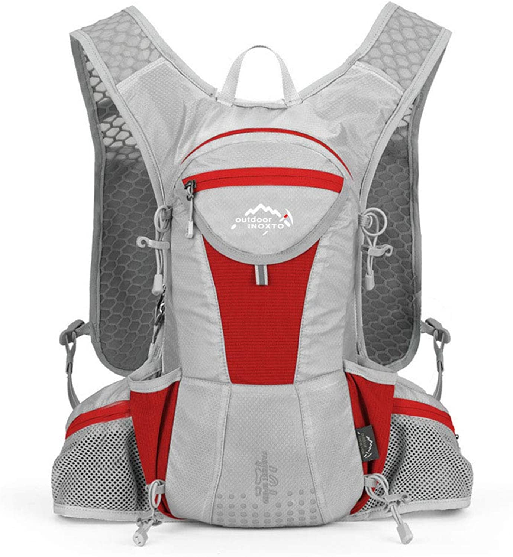 BAG 12L Radfahren Trinkrucksack Tragbare Sport Wasser Taschen Radfahren Rucksack Outdoor Klettern Camping Wandern Fahrrad Fahrrad Tasche