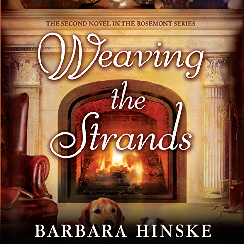 Weaving the Strands audiobook cover art