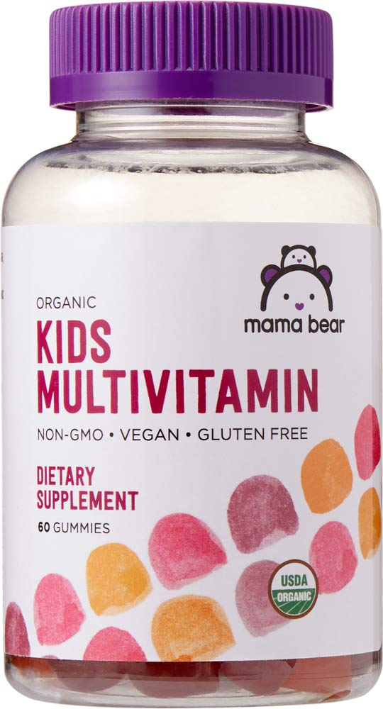Amazon Brand Organic Multivitamin Gummies
