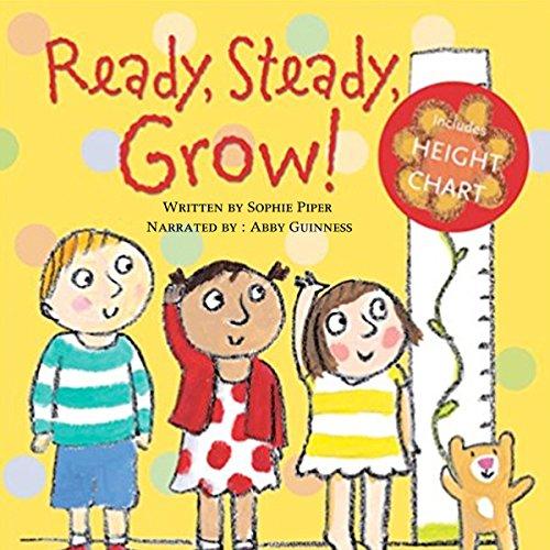 Ready, Steady, Grow! audiobook cover art