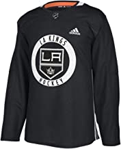 adidas Los Angeles Kings NHL Men's Climalite Authentic Practice Jersey