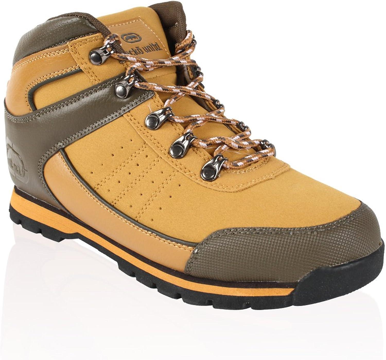 Mens Ecko Rockhopper Casual Lace Up Hi-tops Trainers Boots shoes