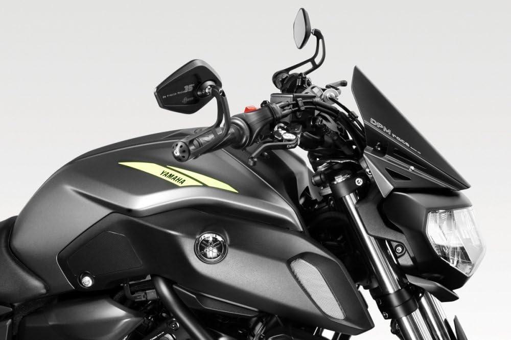 Mt 07 Fz07 2018 20 Kit Parabrisas Warrior R 0865 Carenado De Aluminio Sujetadores De Hardware Incluidos De Pretto Moto Accessories Dpm Race 100 Fabricado En Italia Automotive
