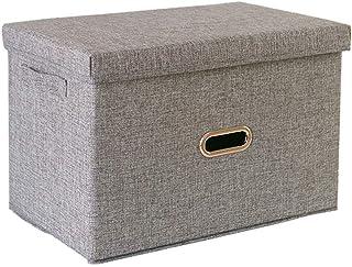 LXYZ Étagère Paniers Boîte de Rangement pour vêtements avec Couvercle Boîte à Jouets en Tissu Oxford Boîte de Rangement po...