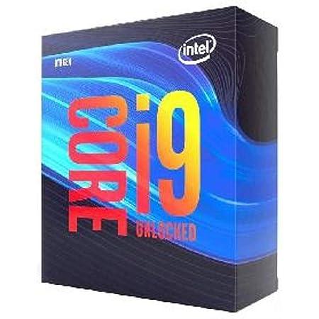 Intel Core i9-9900K Retail - (1151/8 Core/3.60GHz/16MB/Café Lake/95W) - BX806849900K