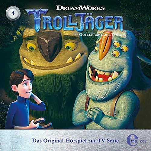 Die Jagd nach dem Gestaltwandler / Abenteuerliches Babysitting. Das Original-Hörspiel zur TV-Serie Titelbild