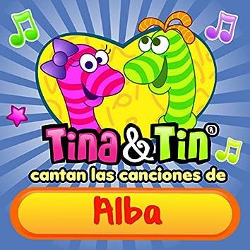Cantan las Canciones de Alba
