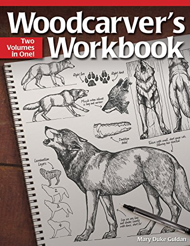 Guldan, M: Woodcarver's Workbook