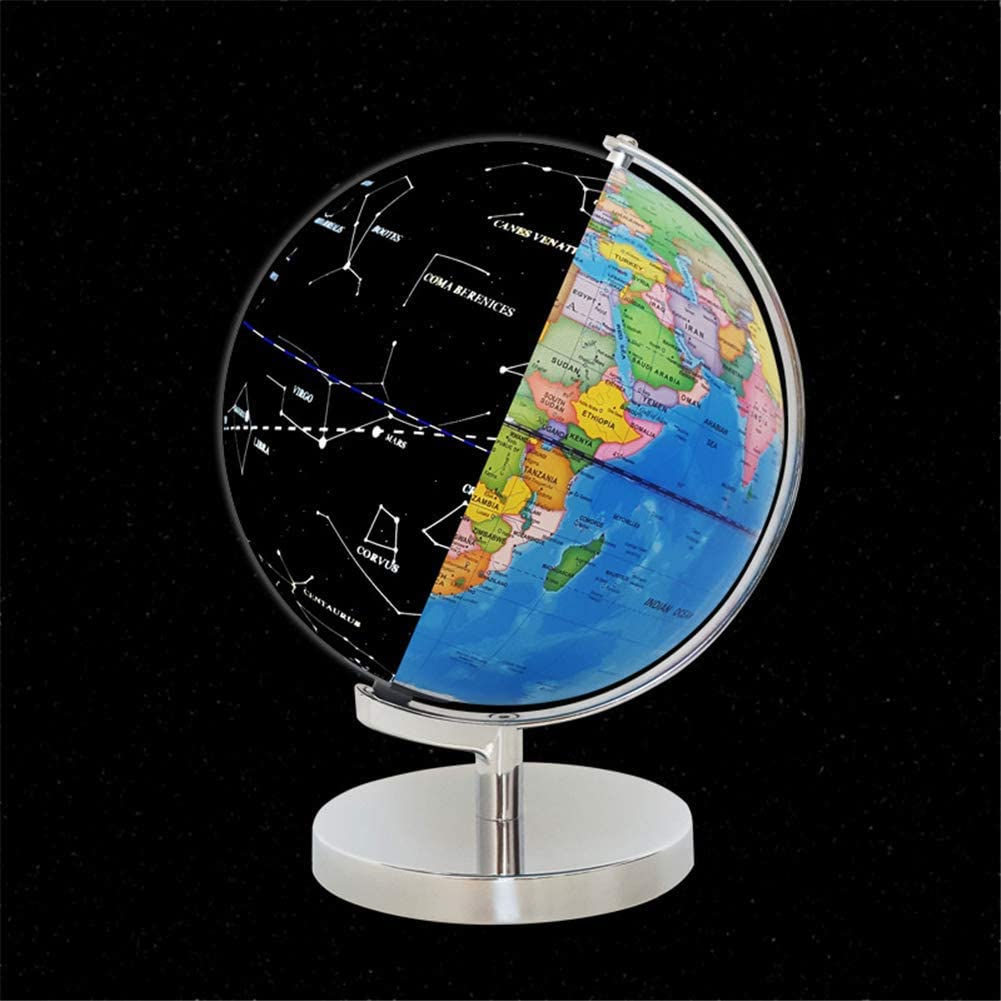 67% OFF of Cash special price fixed price YUIOLIL Globe Interactive World Illuminated Stan for Kids 2-in-1