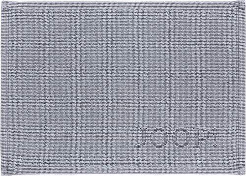Joop! Badematte Signature Kiesel - 085 50x70 cm