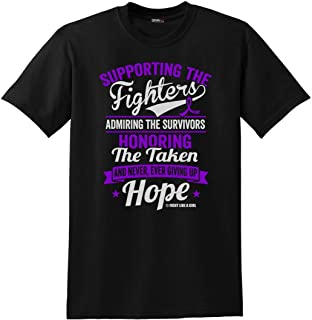 Supporting Admiring Honoring Unisex T-Shirt (Assorted Colors)