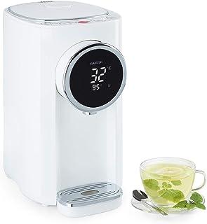 Klarstein Hot Spring Plus - Distributeur d'eau chaude : réservoir d'eau: 5L, écran LCD, températures: 45-95 °C, réservoir ...