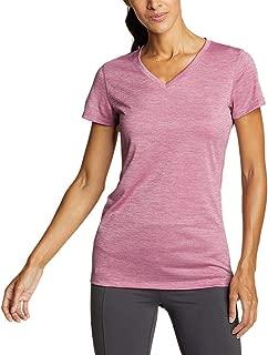 Women's Resolution V-Neck T-Shirt, Calla Lily Petite M