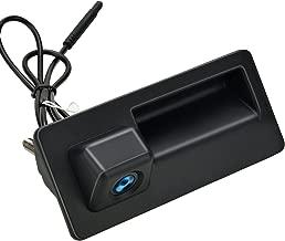 Canying Car Trunk Handle Camera Rear View HD Camera for Audi A4 A5 S5 Q3 Q5 for VW Passat Tiguan Golf Passat Touran Jetta Sharan Touareg
