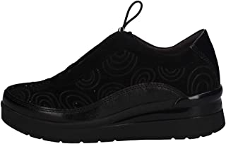 Stonefly 214530 Sneakers con Zeppa Donna