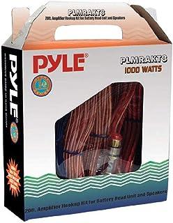 PYLE PLMRAKT8 Marine Grade 8 Gauge Amplifier Installation Kit