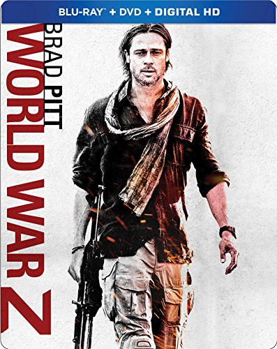 World War Z (2 Blu-Ray) [Edizione: Stati Uniti] [Italia] [Blu-ray]
