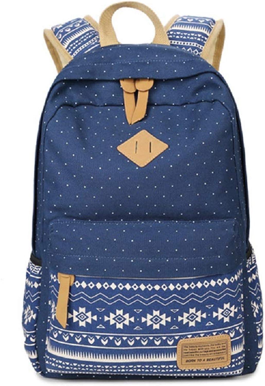HhGold Oxford-Tuch-Rucksack Mode Freizeite Schulrucksaecke Umhaengetasche Handtasche Schultasche Reisetaschen Backpack Schulranzen Bookbags (Farbe   Blau) B07G5QLQ89   Good Design