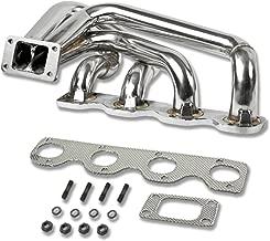 DNA MOTORING TM-BMWM10-02-T3 Stainless Steel Turbo Manifold