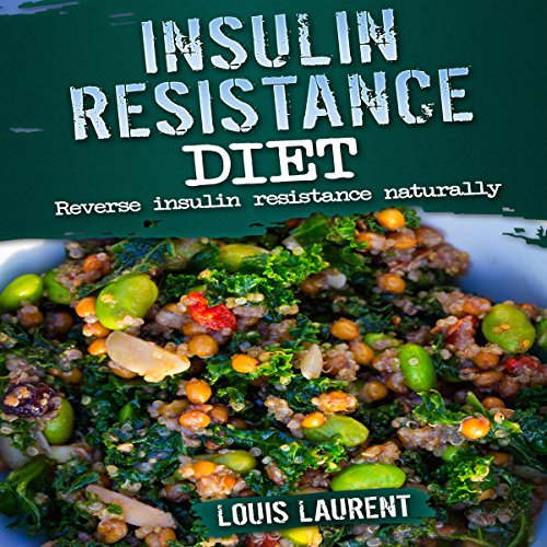 Insulin Resistance Diet cover art